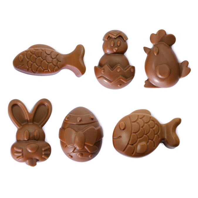 Chocolat et recyclage avec francis p tissier restaurant - Recycler chocolat de paques ...